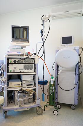 当院で使用している検査機器について